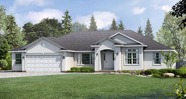 Wayne Homes Belmont Build On Your Lot New Homes In Belmont