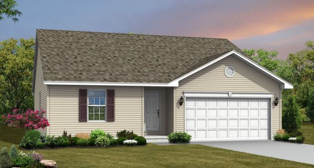 Wayne homes akron medina build on your lot bristol for Home builders in ohio on your lot