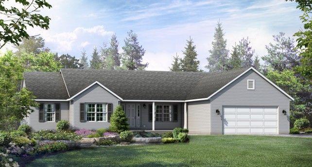 Wayne Homes Newark Build On Your Lot Jamestown