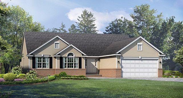 Wayne Homes Belmont Build On Your Lot Stafford