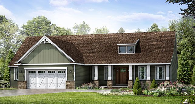 Wayne Homes Newark Build On Your Lot Glendale