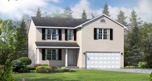 Wayne homes wayne homes ashland build on your lot for Home builders in ohio on your lot