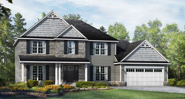 Wayne homes wayne homes belmont build on your lot for Home builders in ohio on your lot