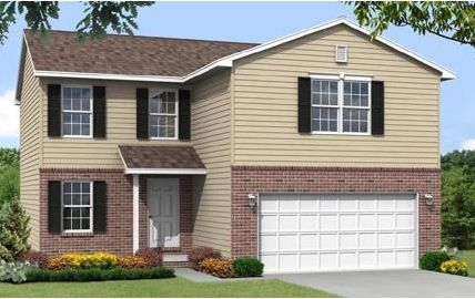 Wayne homes sandusky build on your lot essex milanerie for Home builders in ohio on your lot