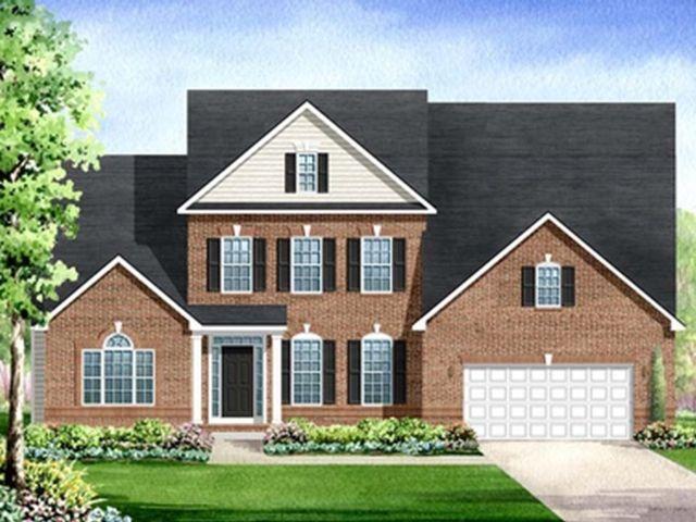 Single Family for Active at Thorburn Estates - Lafayette 7624 Chancellor Rd Fredericksburg, Virginia 22407 United States