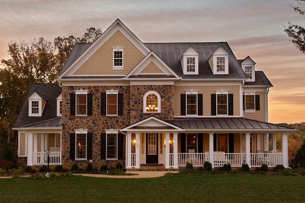 Single Family for Active at Thorburn Estates - Washington 7624 Chancellor Rd Fredericksburg, Virginia 22407 United States