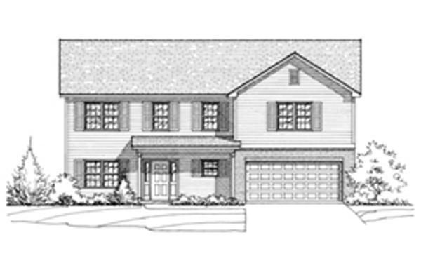Single Family for Sale at Valencia - Pembrooke 7229 Allenbrook Blvd. Fort Wayne, Indiana 46835 United States