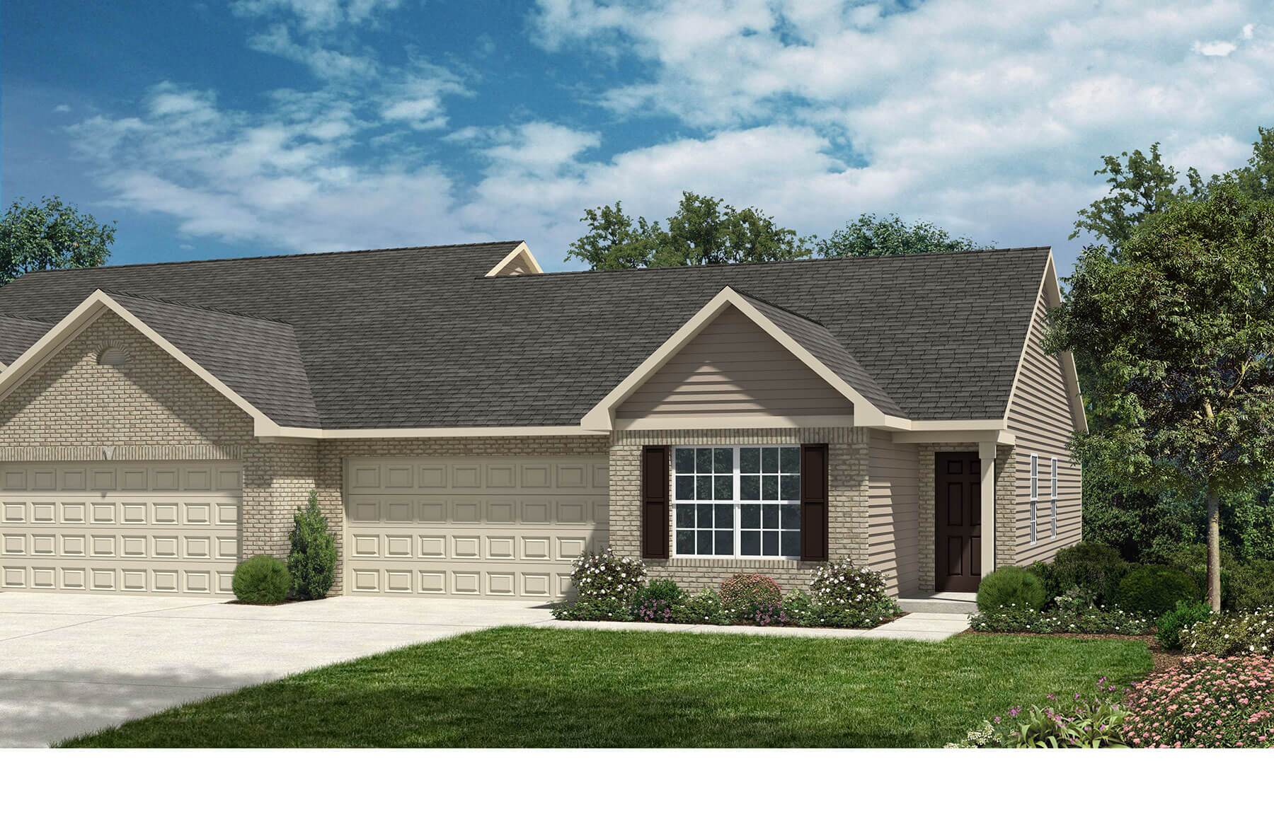 Westport homes of indianapolis meadows at bainbridge for Houses for sale westport