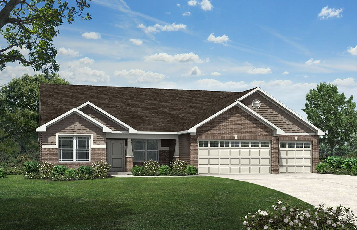 Westport homes of indianapolis regency sydney 1382855 for Houses for sale westport