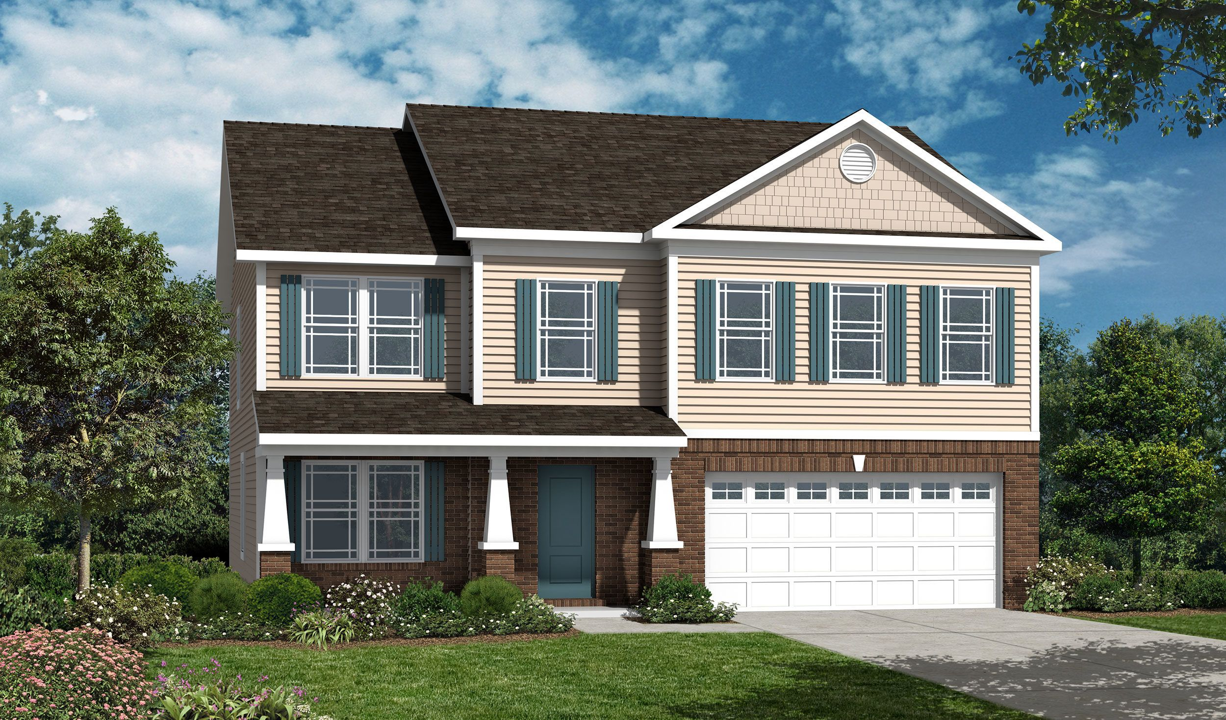 Westport homes of indianapolis sawmill westchester for Houses for sale westport
