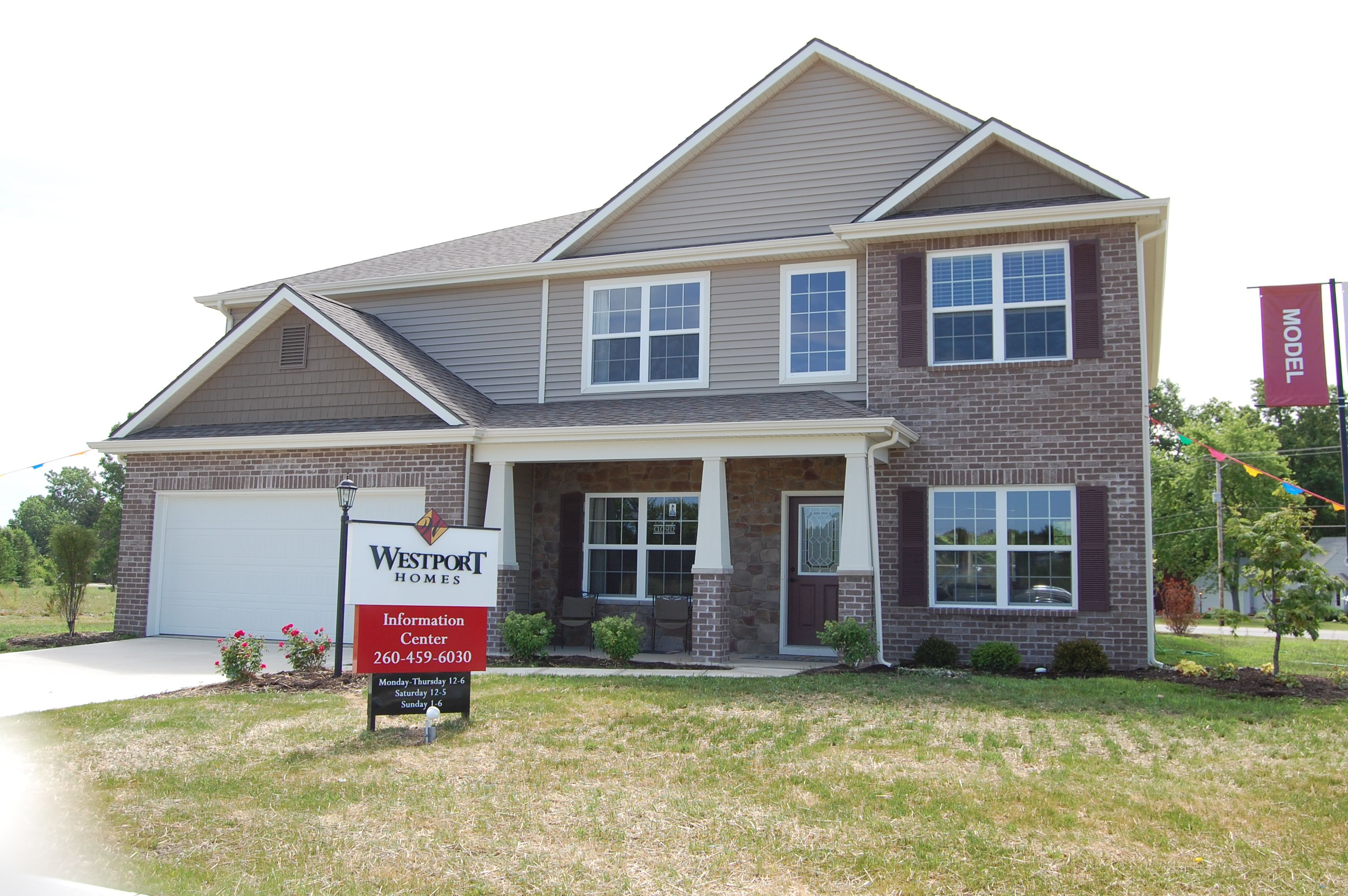 Single Family for Sale at Campton 6116 Summer Wind Place Fort Wayne, In 46835 Fort Wayne, Indiana 46835 United States