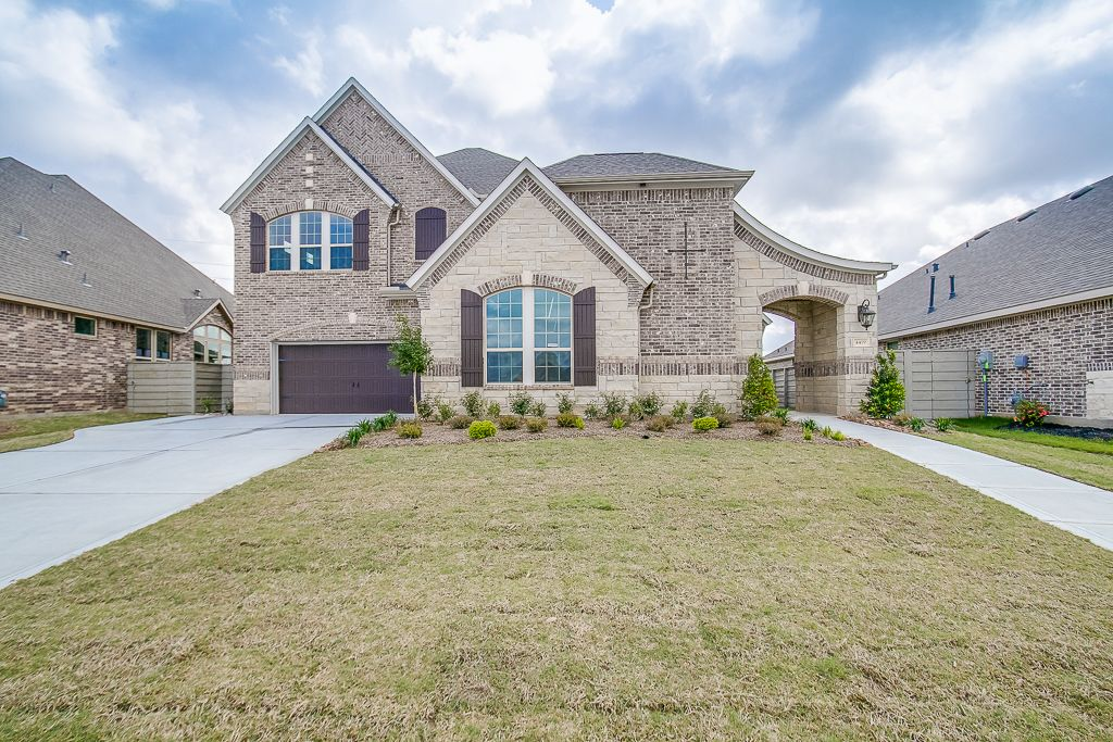 Single Family for Sale at C703 4419 Cottonwood Creek Ln Manvel, Texas 77578 United States