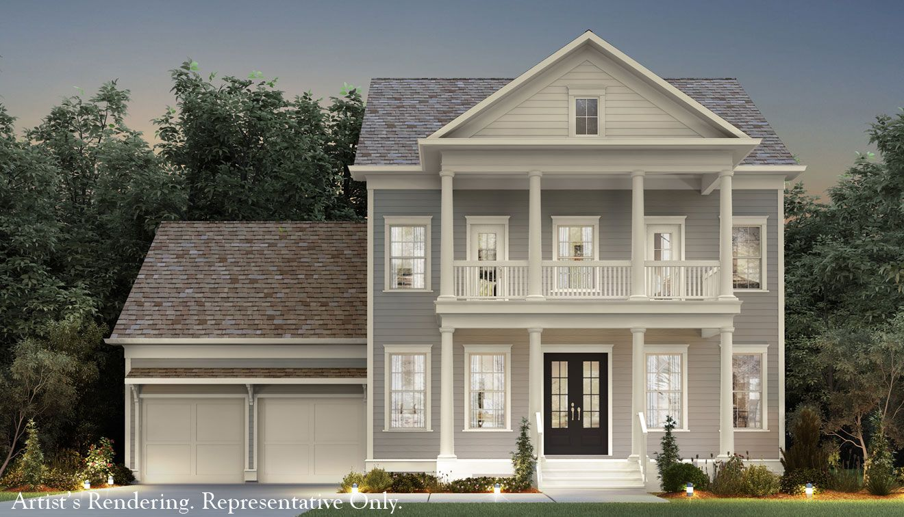 Traditions At Wake Forest New Homes In Wake Forest Nc By