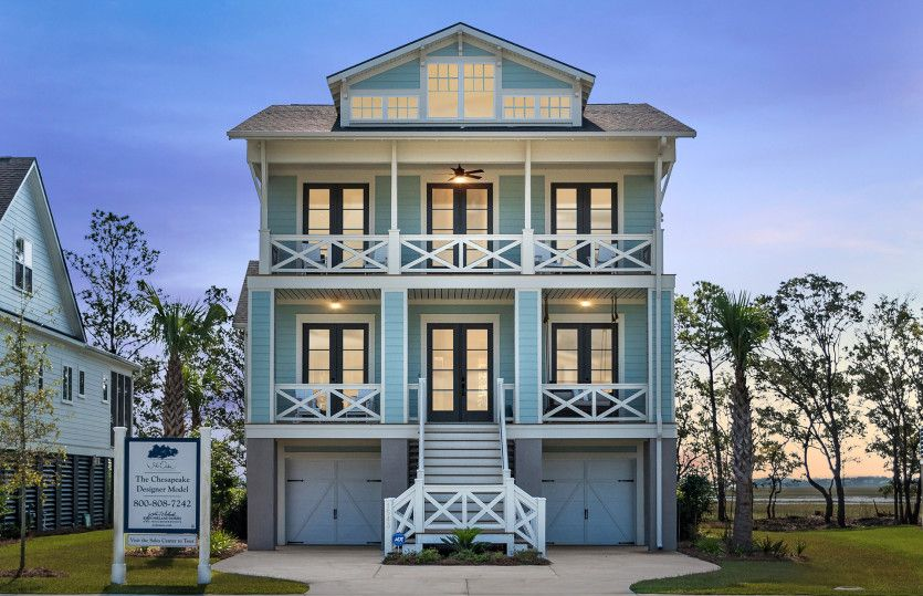 Single Family for Active at Dunes West Dock Lot Collection - Chesapeake - Dock Lot 2301 Braided Lane Mount Pleasant, South Carolina 29466 United States