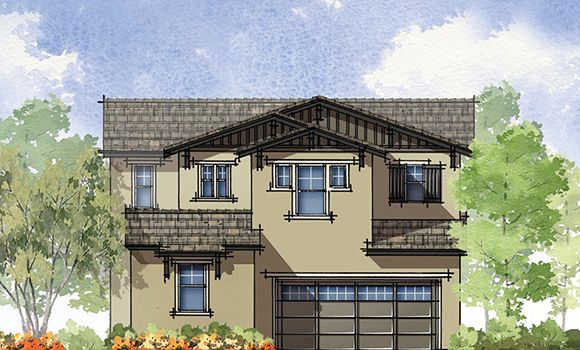 Single Family for Sale at Harvest Glen - Residence 4 940 W. Anthony Place Santa Maria, California 93458 United States