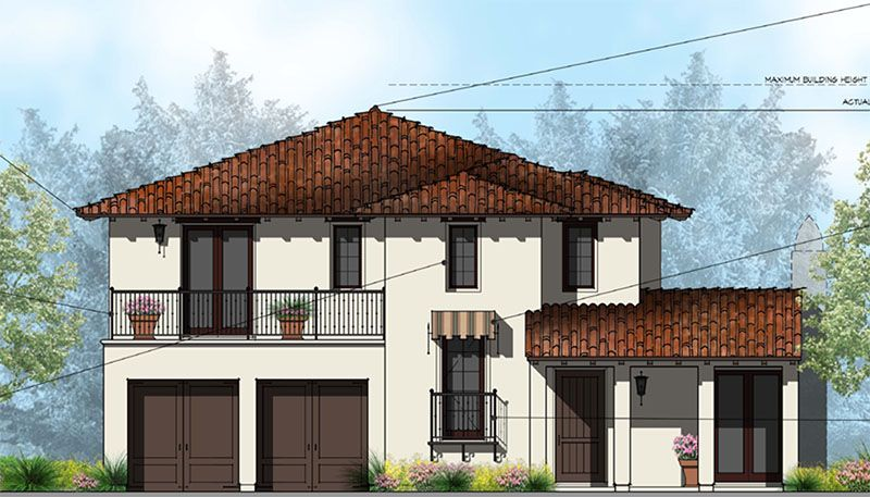 Single Family for Sale at La Barranca - Homesite 2 5533 Foothill Rd Ventura, California 93003 United States