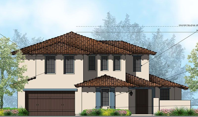Single Family for Sale at La Barranca - Homesite 3 5533 Foothill Rd Ventura, California 93003 United States