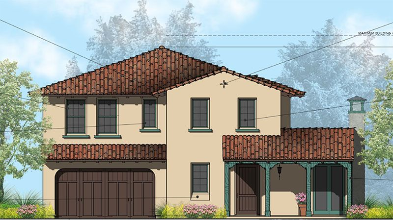 Single Family for Sale at La Barranca - Homesite 4 5533 Foothill Rd Ventura, California 93003 United States