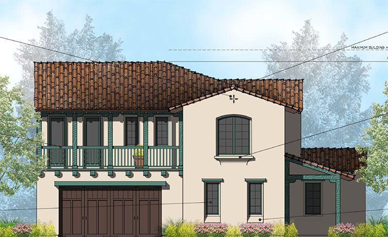 Single Family for Sale at La Barranca - Homesite 7 5533 Foothill Rd Ventura, California 93003 United States