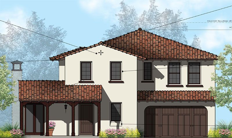 Single Family for Sale at La Barranca - Homesite 9 5533 Foothill Rd Ventura, California 93003 United States
