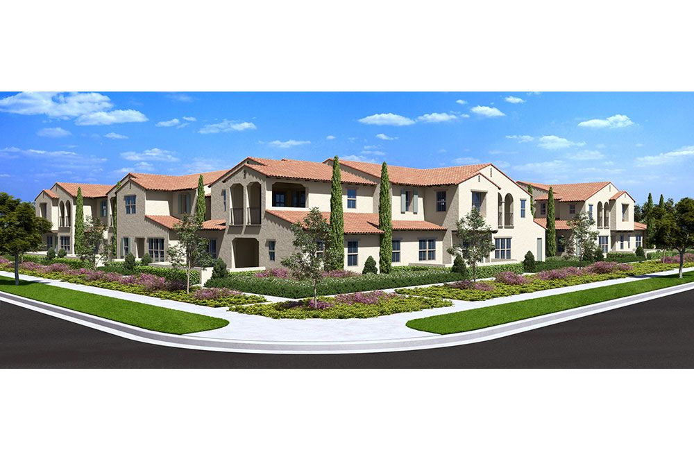 The Vine At Portola Springs New Homes In Irvine Ca By