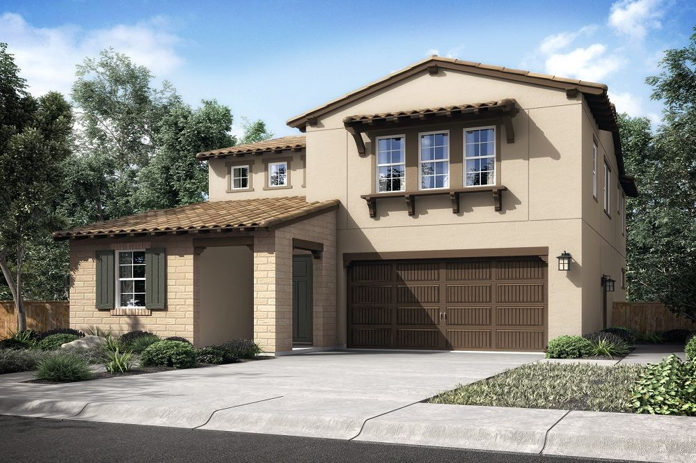 Single Family for Sale at The Covey - Residence 1 10061 Elizabeth Lane Buena Park, California 90620 United States