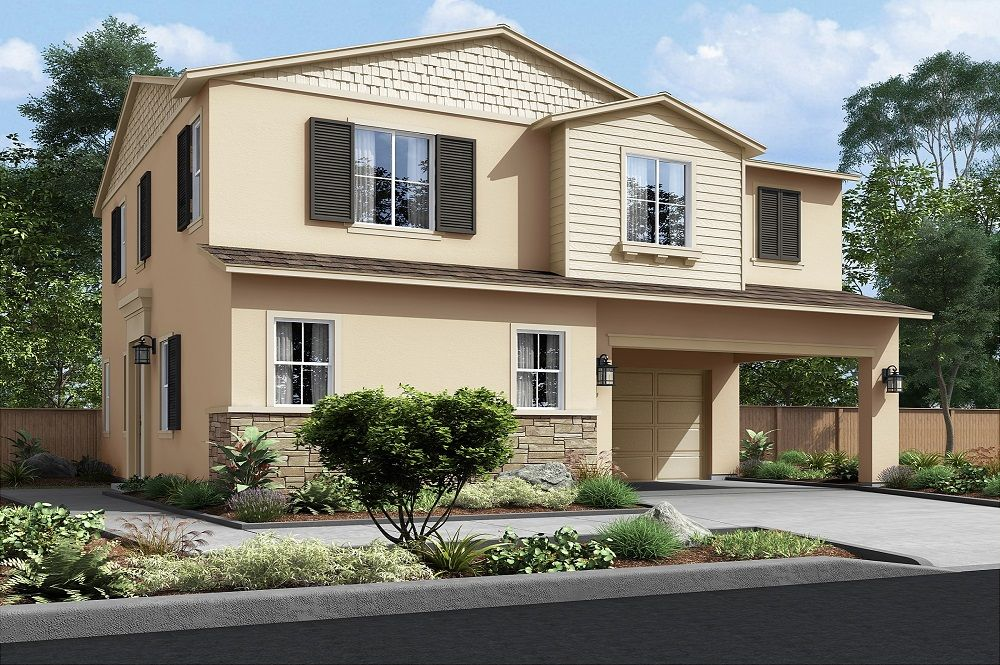 Single Family for Sale at Avelina - Residence 1 701 East Cypress Street Anaheim, California 92805 United States