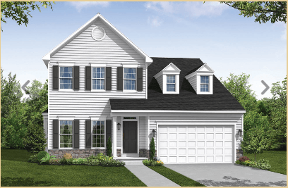 Single Family for Active at Garren's Choice - Osprey 703 Garren Ct. Severn, Maryland 21144 United States
