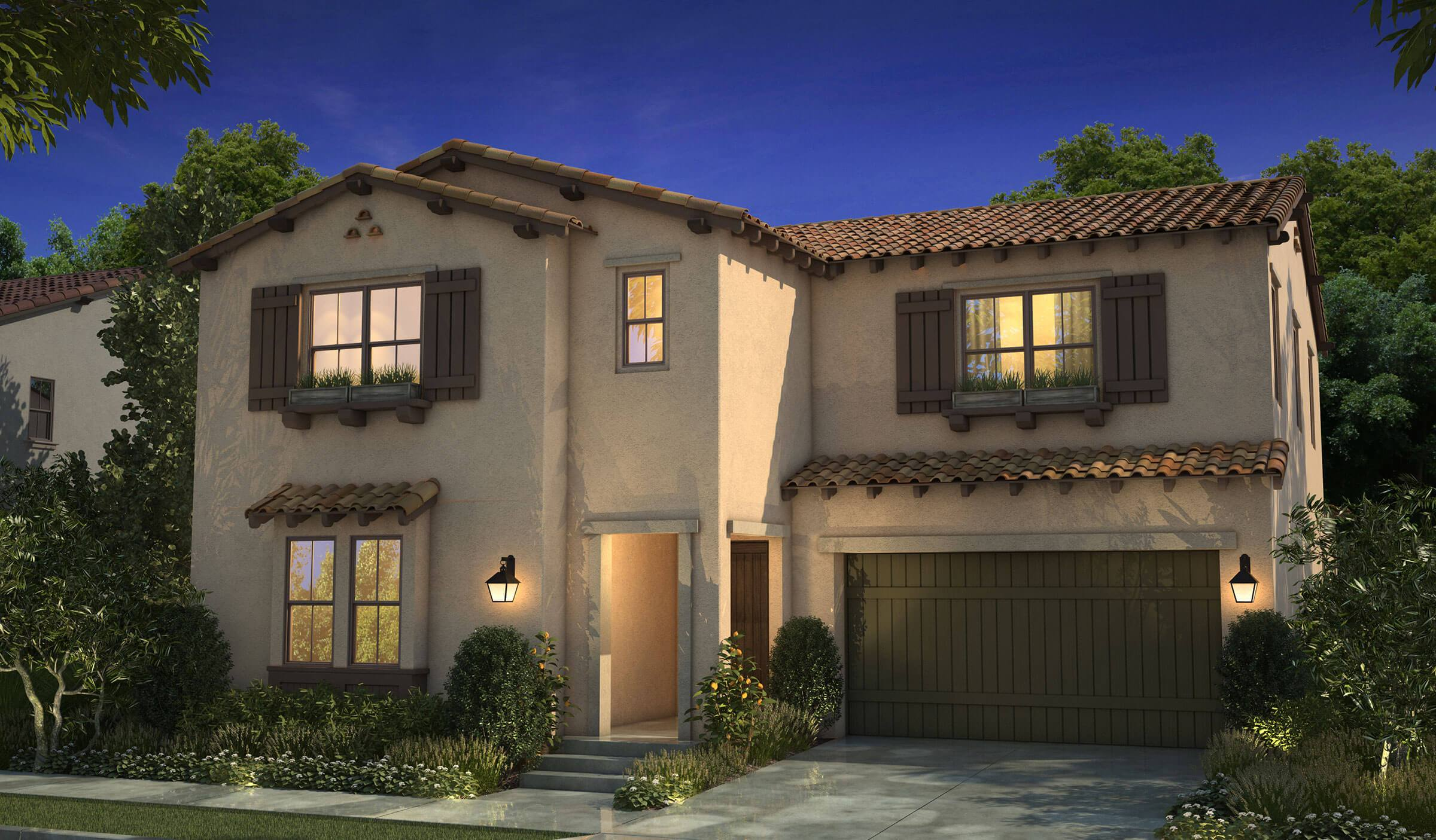 Single Family for Sale at Calistoga At Eastwood Village - Residence 3 109 Frontier Irvine, California 92620 United States