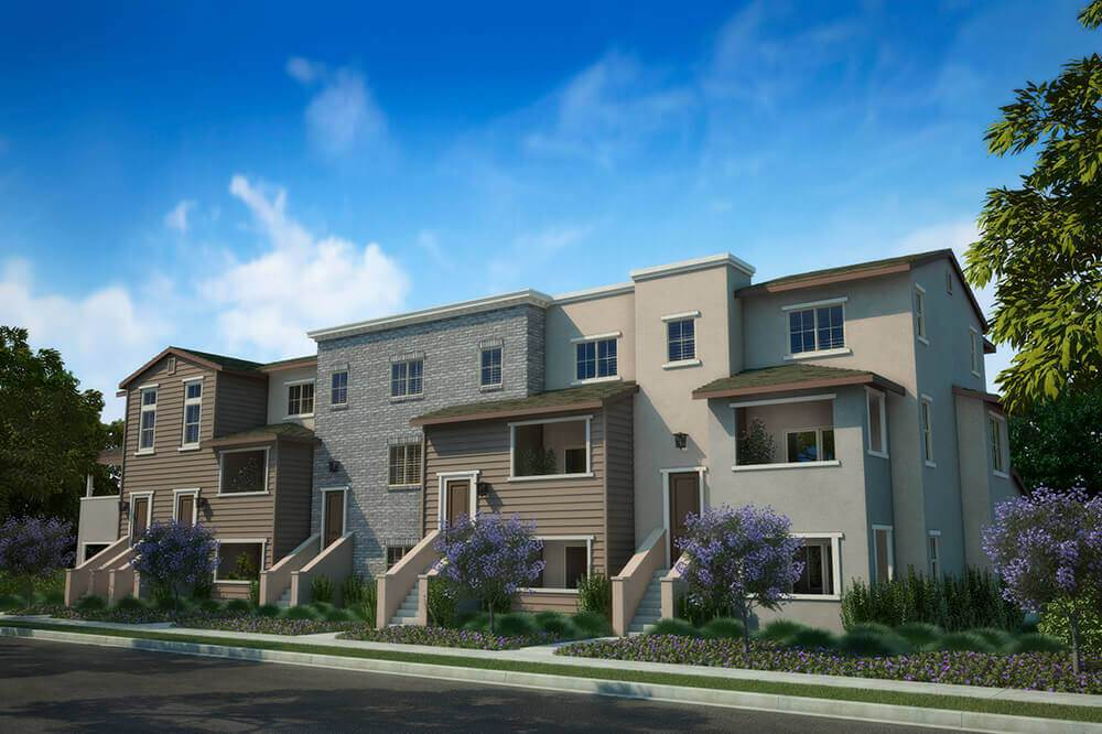 Multi Family for Sale at Meadow Park - Residence 6 1134 Newberry Lane Claremont, California 91711 United States