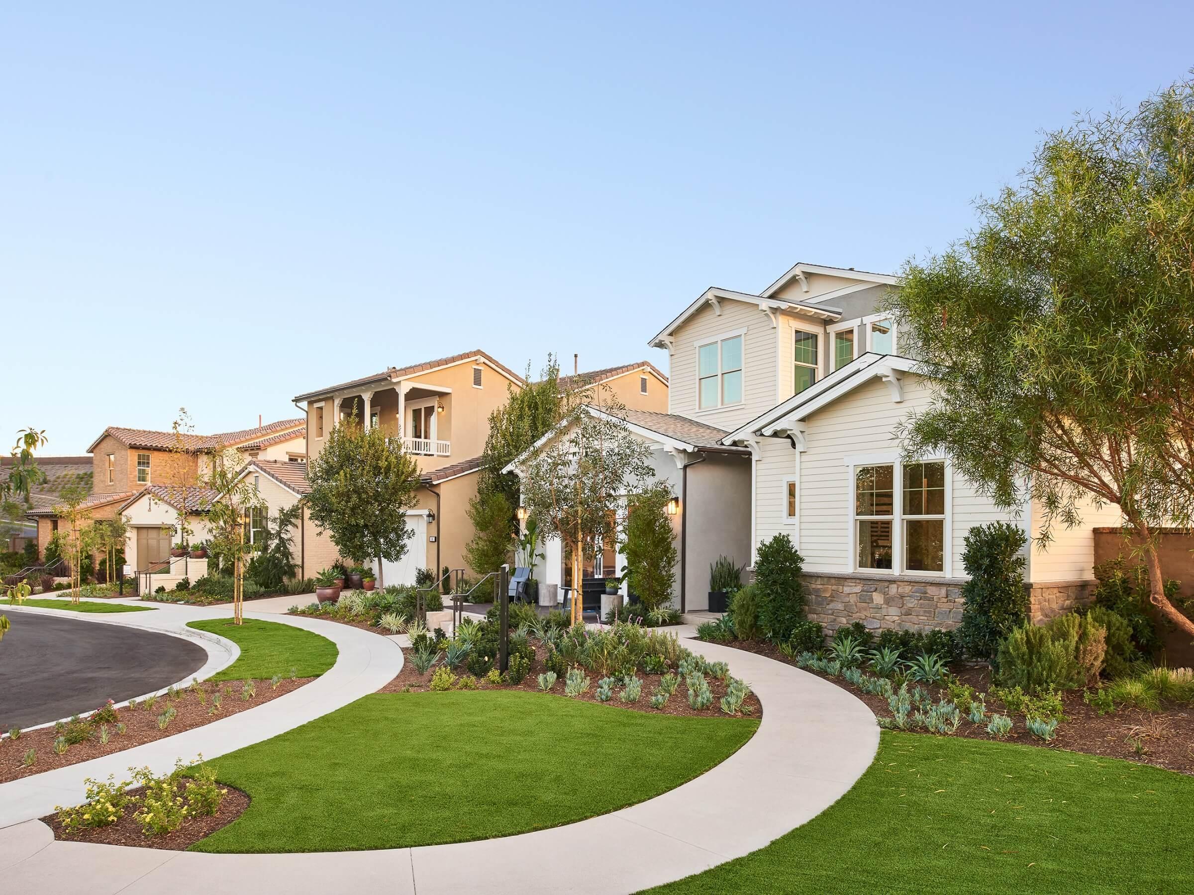 'Single Family' building or community at 'Briosa at Esencia Ladera Ranch, California 92694 United States'