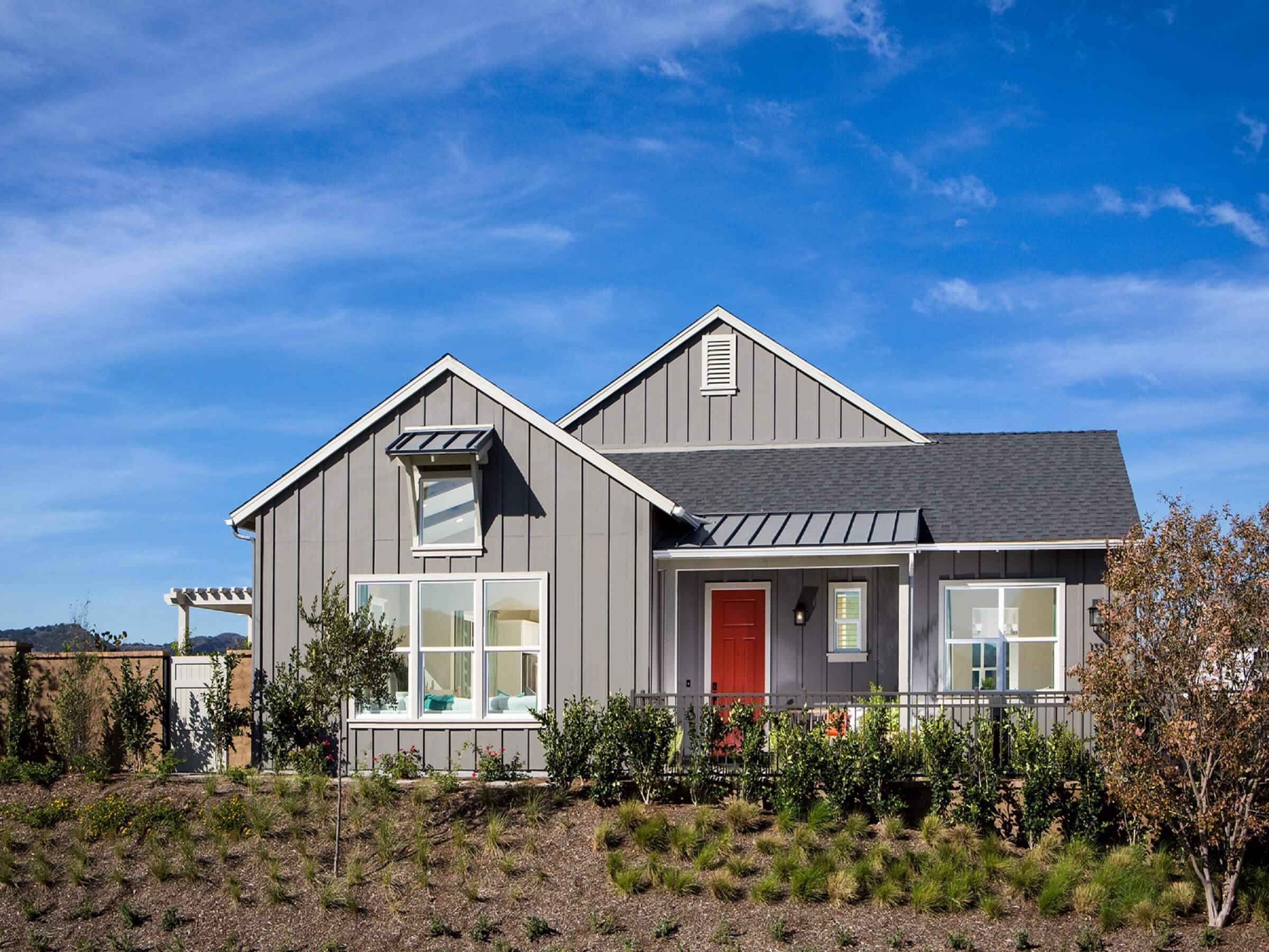 'Single Family' building or community at 'Vireo at Esencia Ladera Ranch, California 92694 United States'