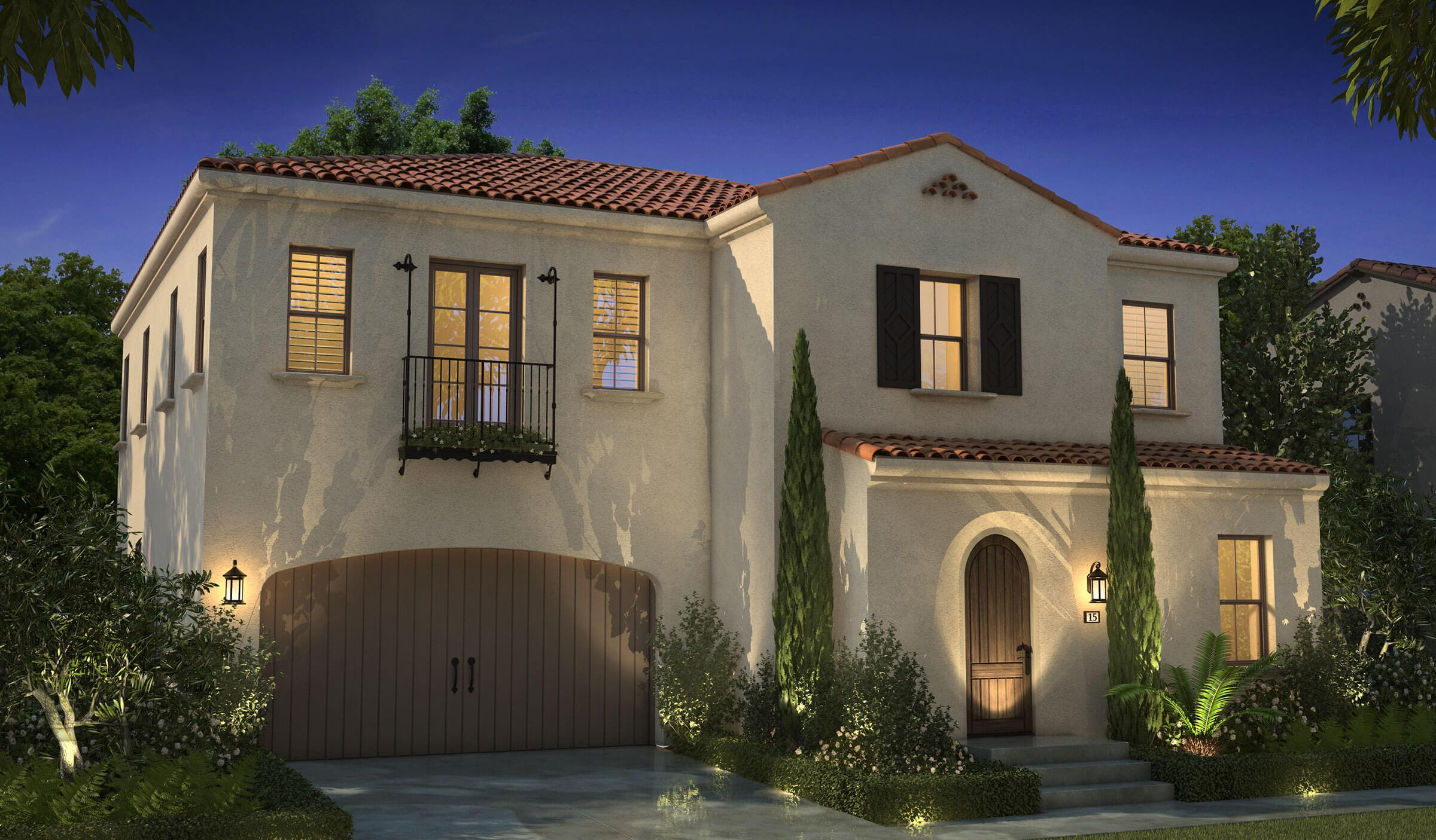 Single Family for Sale at Calistoga At Eastwood Village - Residence 1 109 Frontier Irvine, California 92620 United States