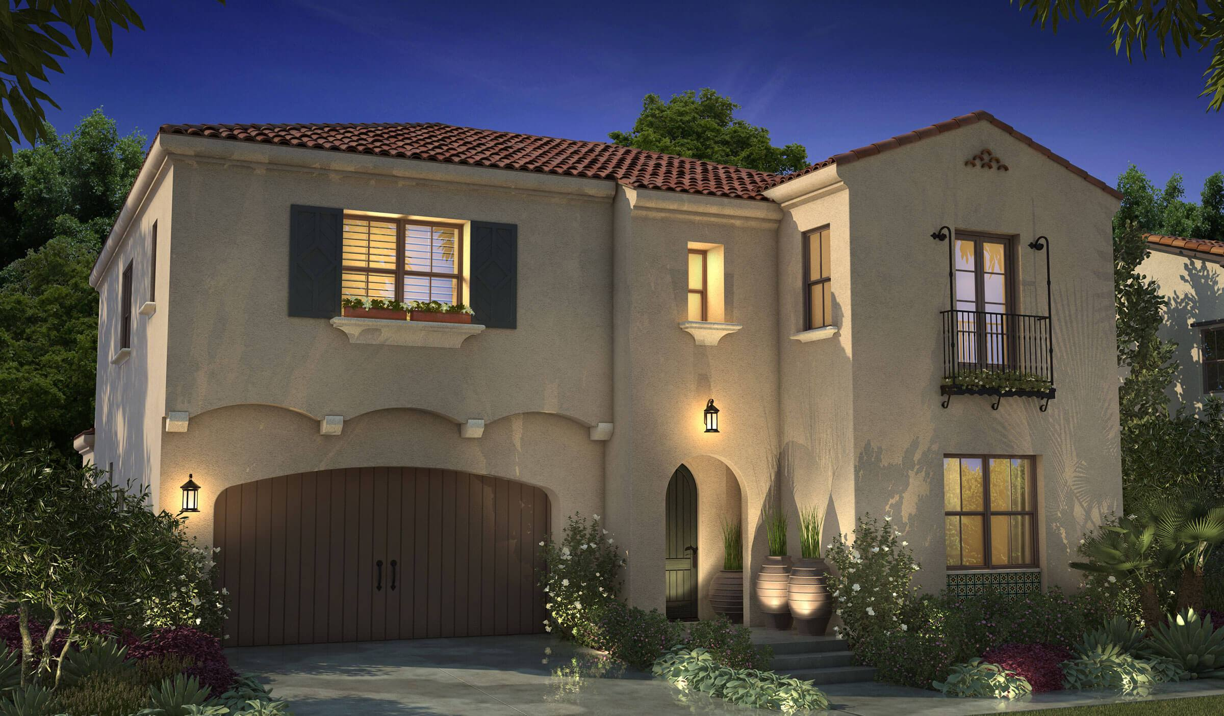 Single Family for Sale at Calistoga At Eastwood Village - Residence 2 109 Frontier Irvine, California 92620 United States
