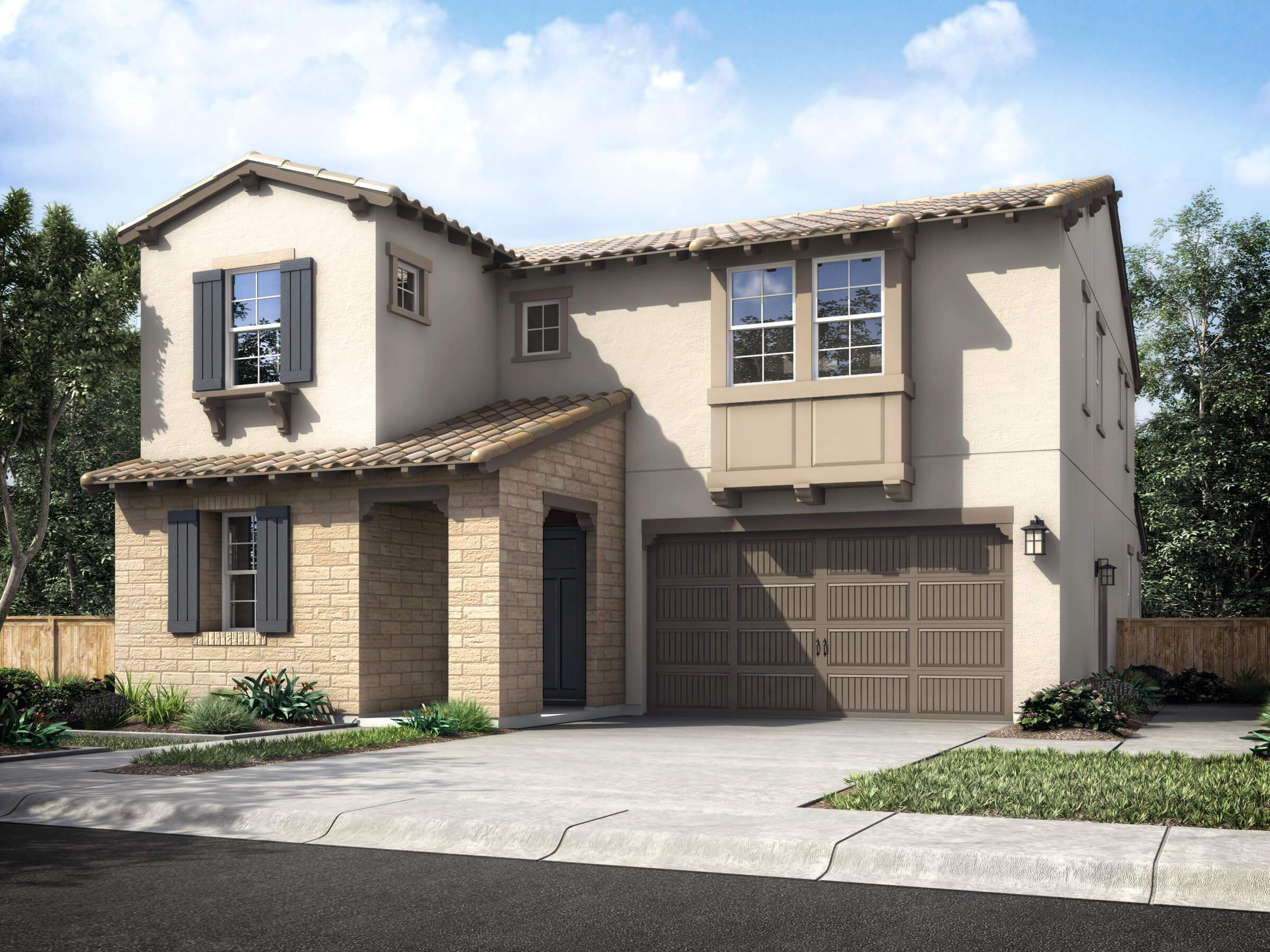 Single Family for Sale at The Covey - Residence 3 10061 Elizabeth Lane Buena Park, California 90620 United States