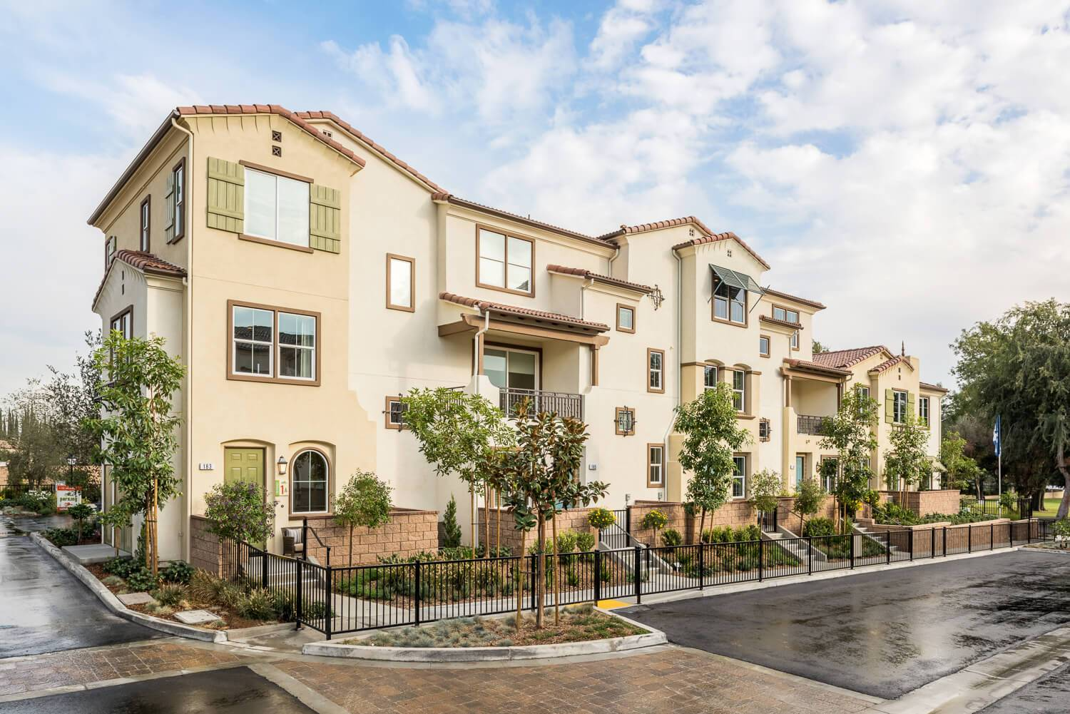 Multi Family for Sale at Residence 3x 140 Royal Way Upland, California 91786 United States