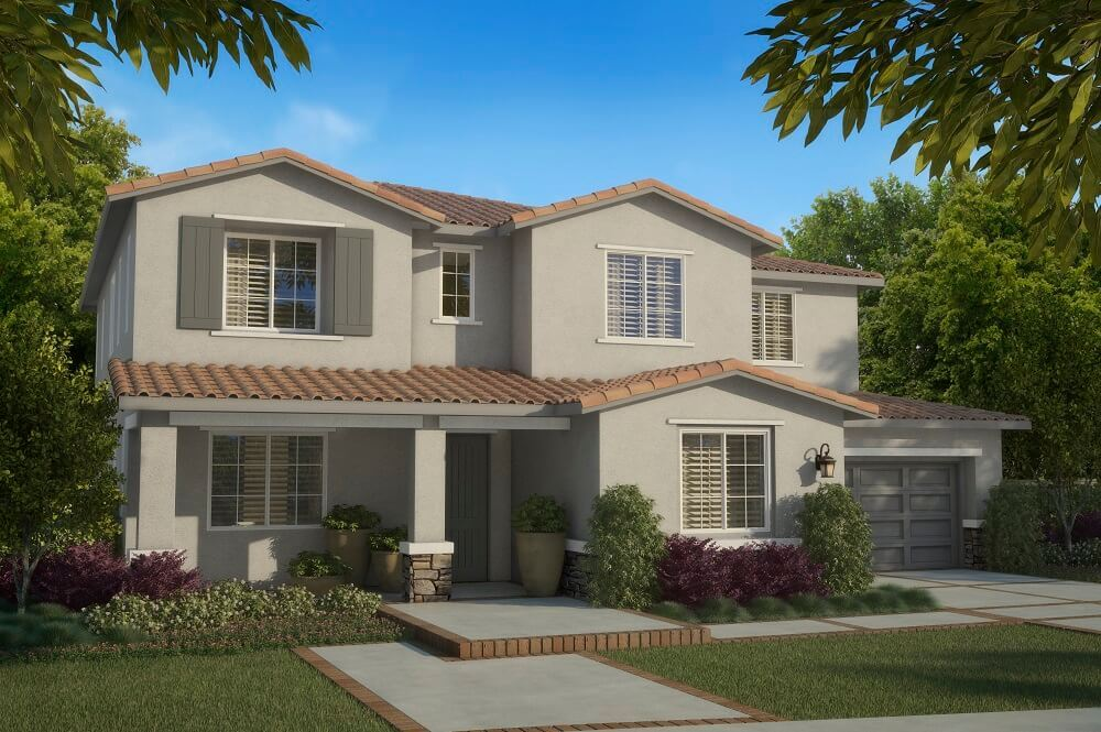 Single Family for Sale at The Coventry At Turnleaf - Residence 5x 5016 Violas Court Mira Loma, California 91752 United States