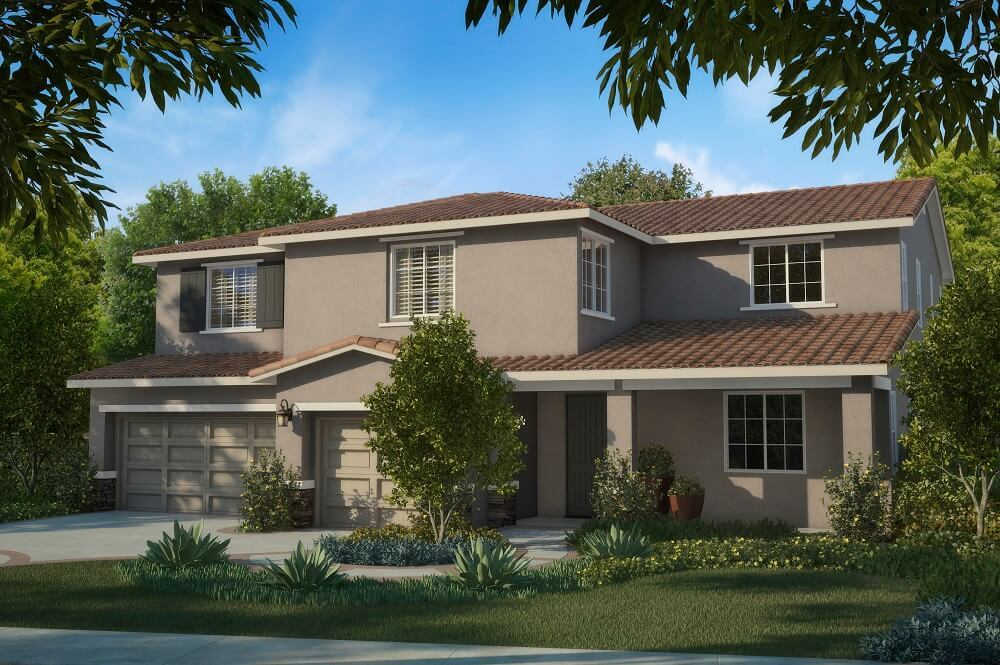 Single Family for Sale at The Coventry At Turnleaf - Residence 6x 5016 Violas Court Mira Loma, California 91752 United States
