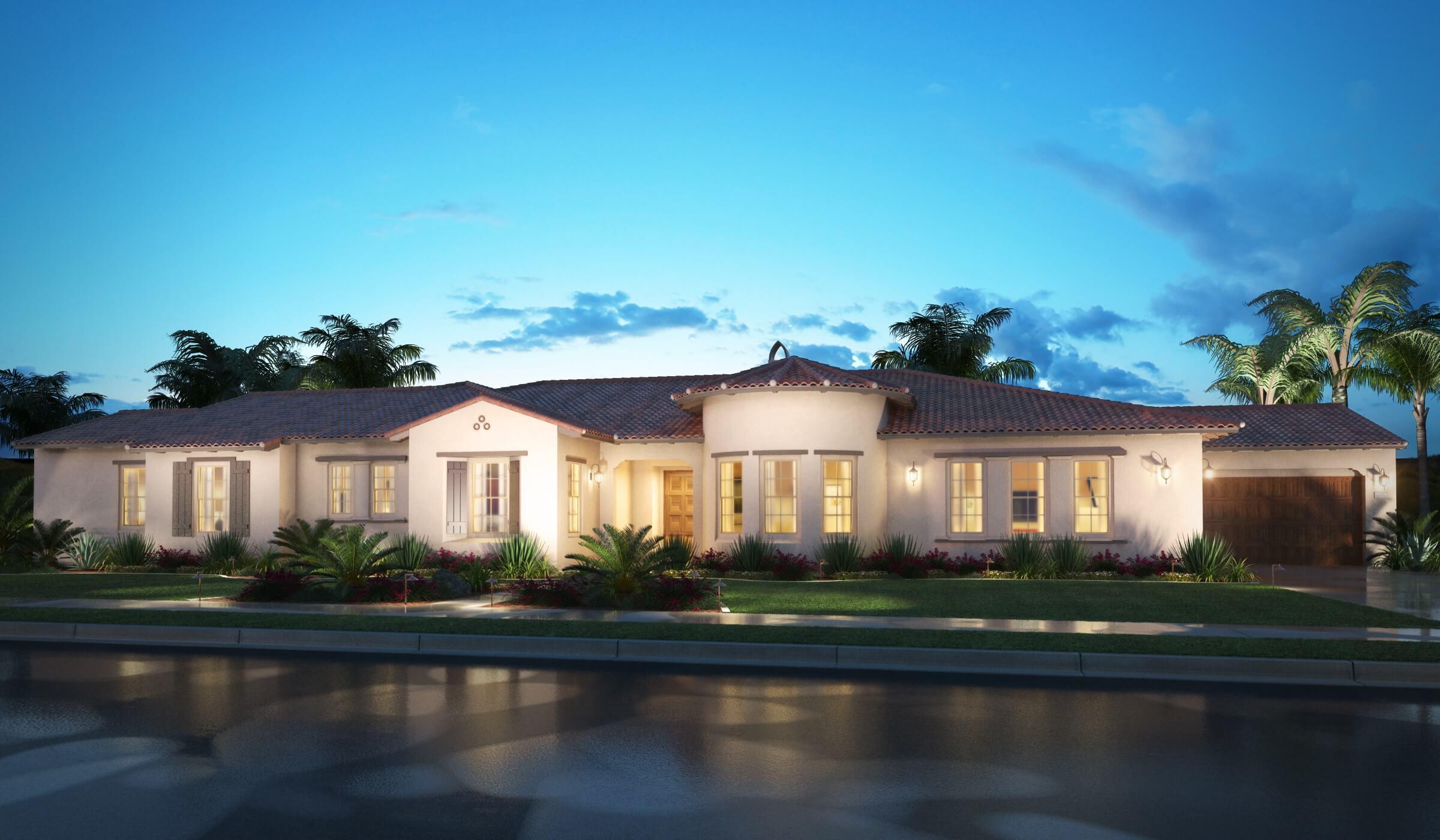 Additional photo for property listing at La Colina Estates - Residence 1 1203 Iris Lane Glendora, California 91741 United States