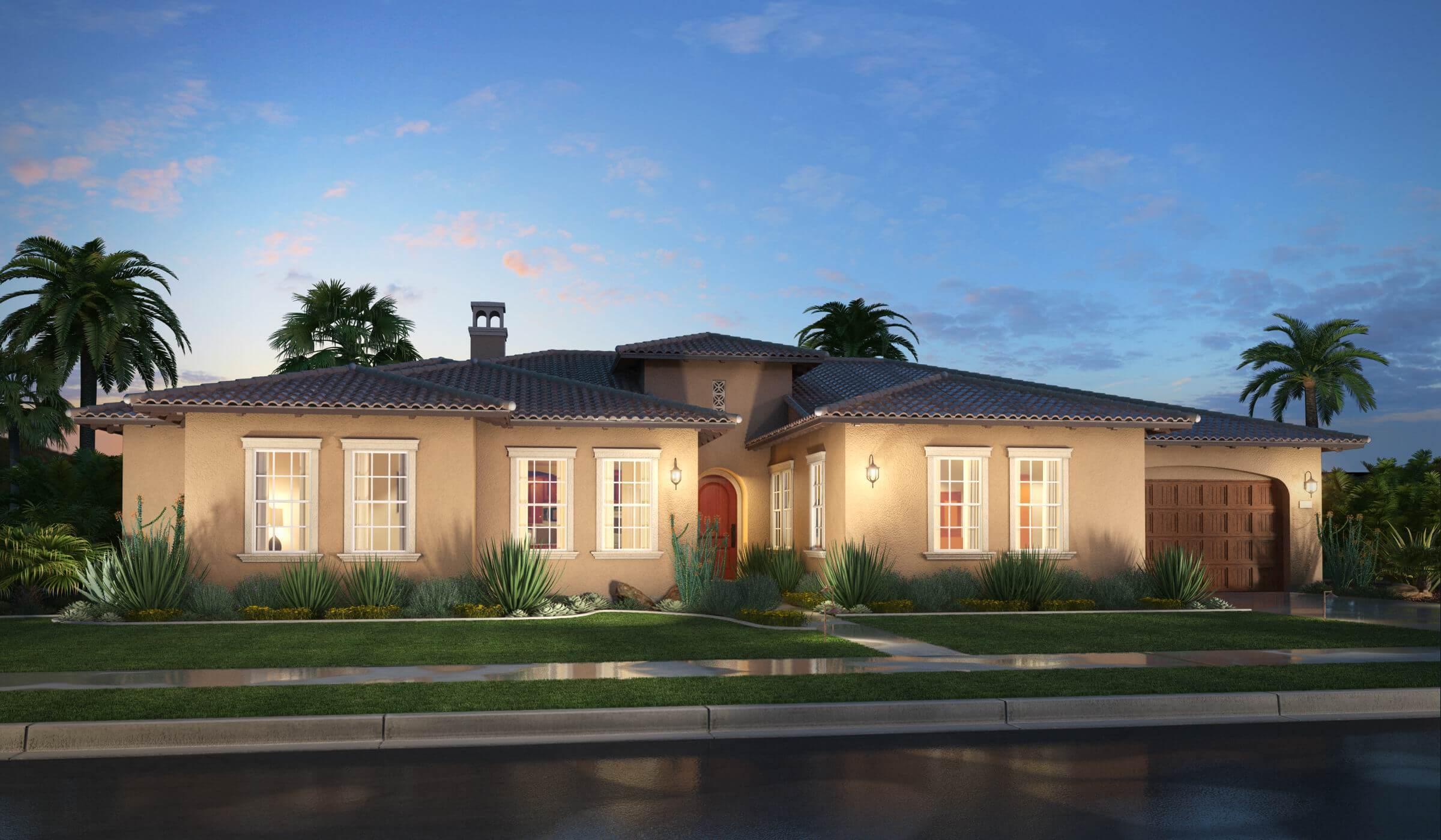 Single Family for Sale at La Colina Estates - Residence 3 1203 Iris Lane Glendora, California 91741 United States