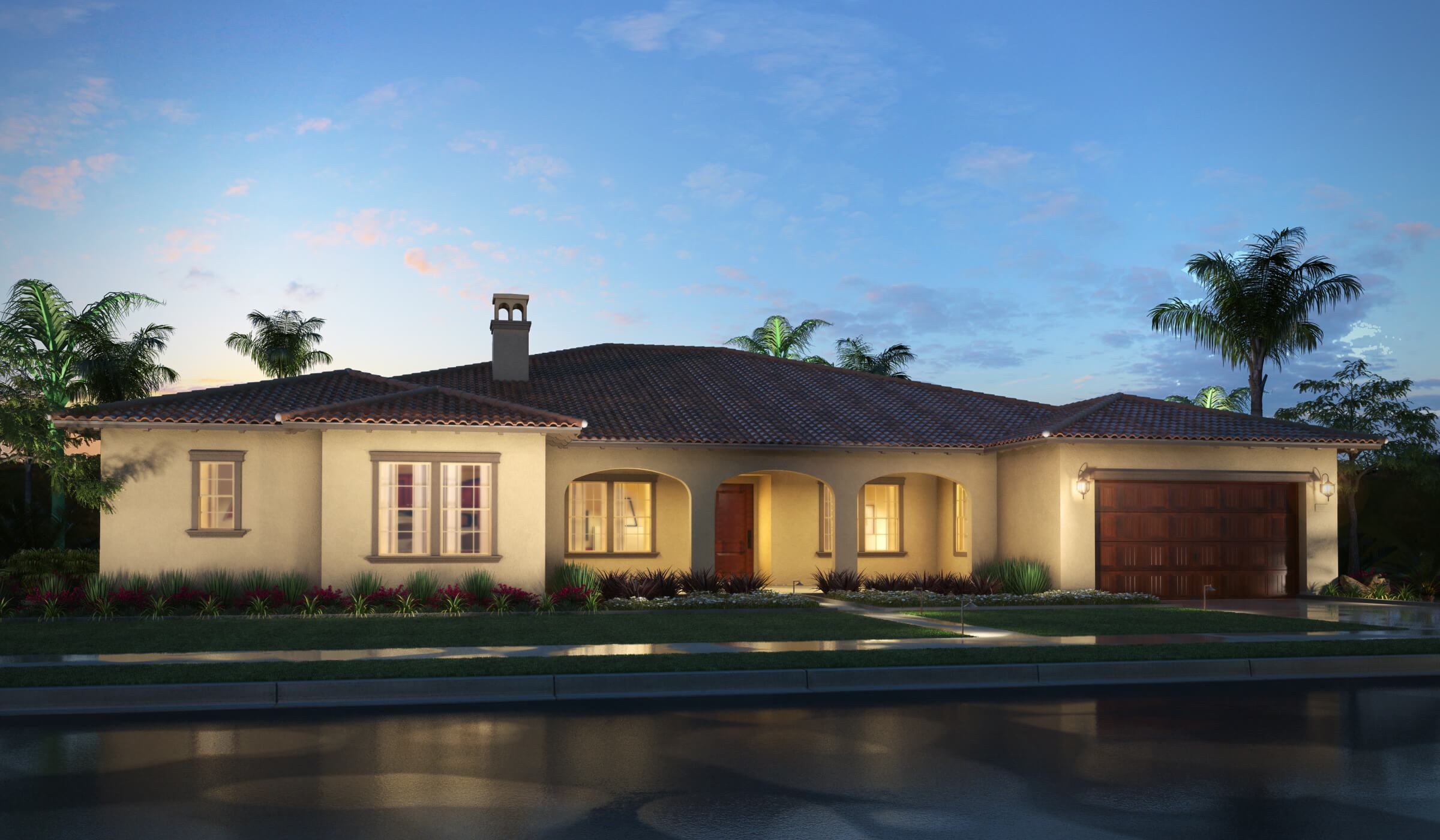Single Family for Sale at La Colina Estates - Residence 4 1203 Iris Lane Glendora, California 91741 United States