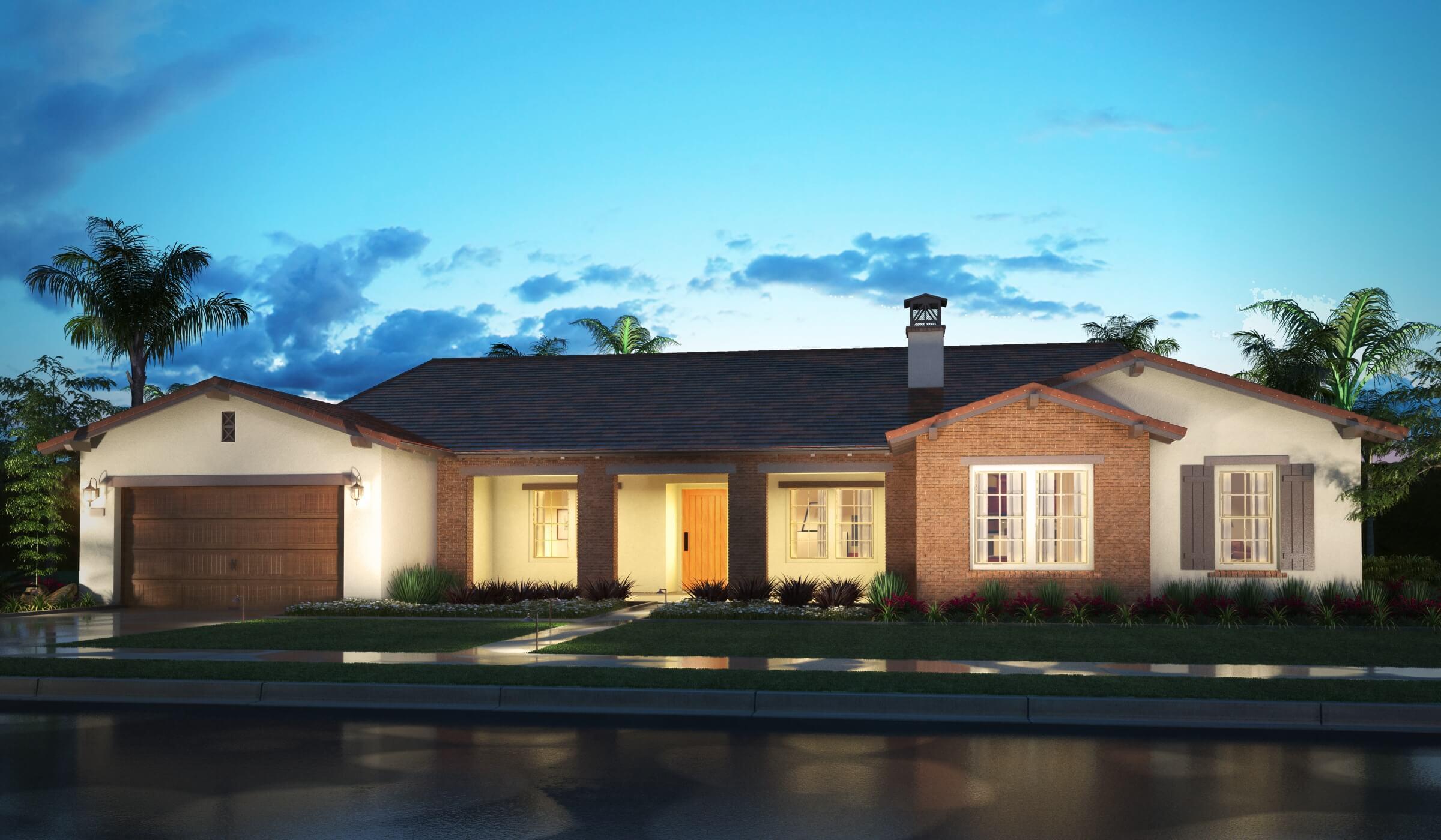 Additional photo for property listing at La Colina Estates - Residence 4 1203 Iris Lane Glendora, California 91741 United States