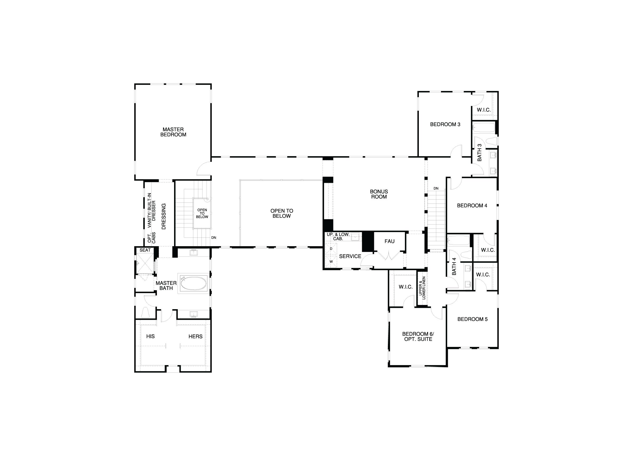 Additional photo for property listing at La Colina Estates - Residence 5 1203 Iris Lane Glendora, California 91741 United States