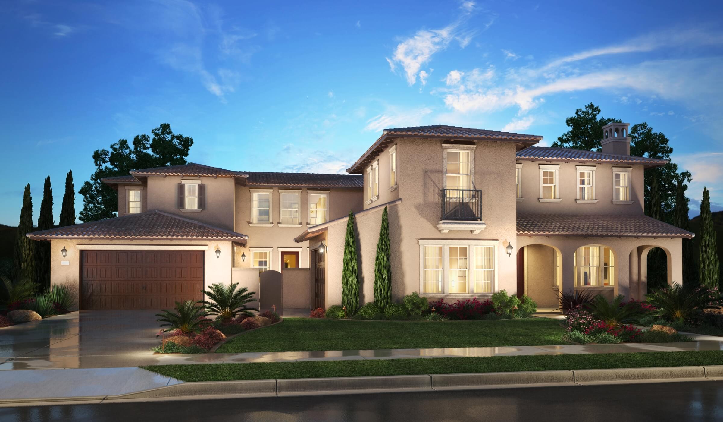 Single Family for Sale at La Colina Estates - Residence 6 1203 Iris Lane Glendora, California 91741 United States