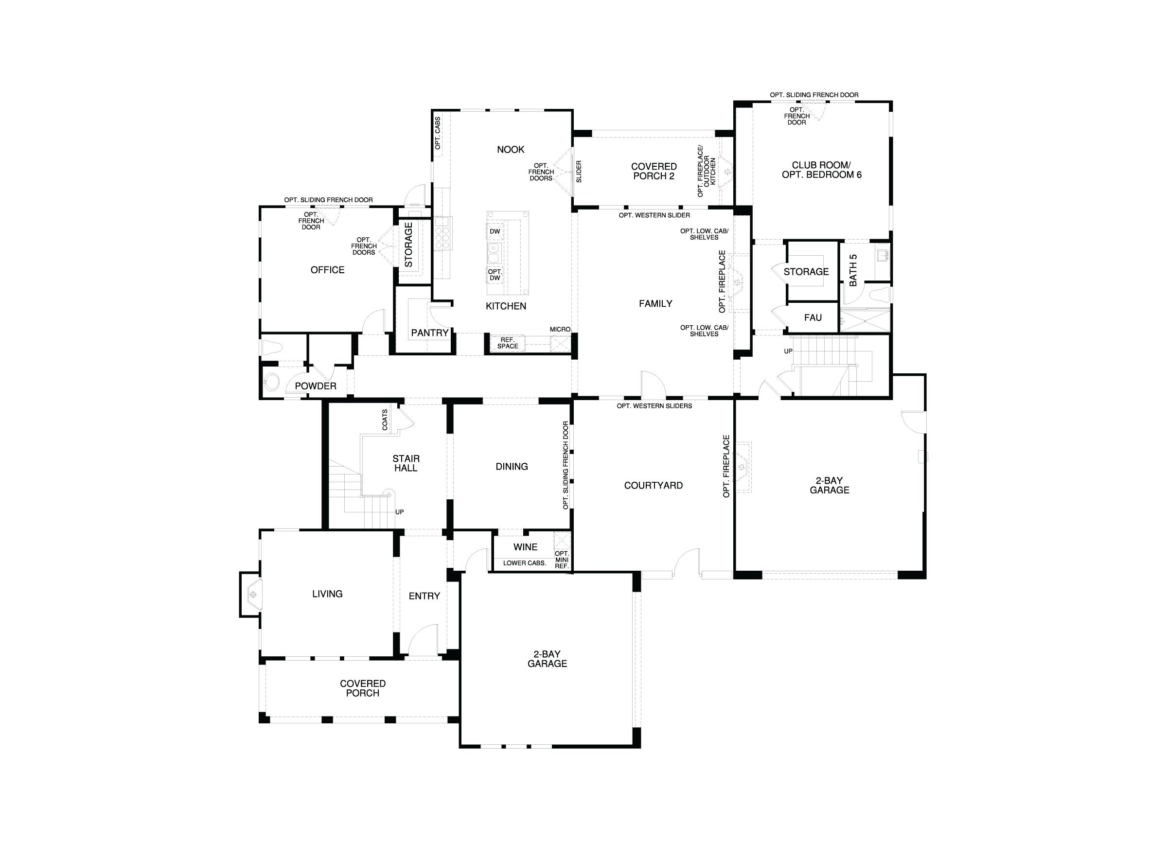 Single Family for Sale at Residence 6 248 Snapdragon Lane Glendora, California 91741 United States