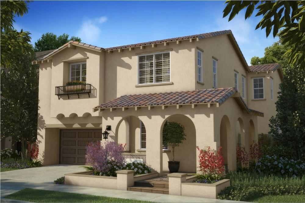 Famille unique pour l Vente à Residence 3 8784 Bay Leaf Street Chino, California 91708 United States