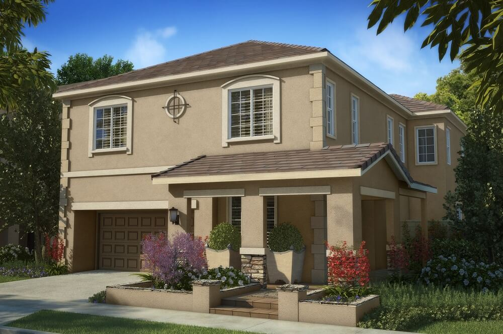 Single Family for Sale at Residence 3 15789 Sweet Bay Ave Chino, California 91708 United States
