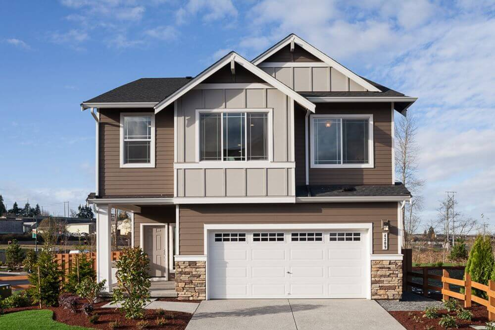 Single Family for Sale at Overlook At Riverfront - The Pilchuck 4510 Riverfront Blvd. Everett, Washington 98203 United States