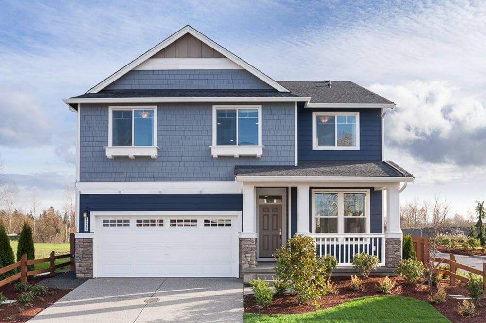 Single Family for Sale at Overlook At Riverfront - The Snohomish 4312 30th Dr Se Everett, Washington 98203 United States
