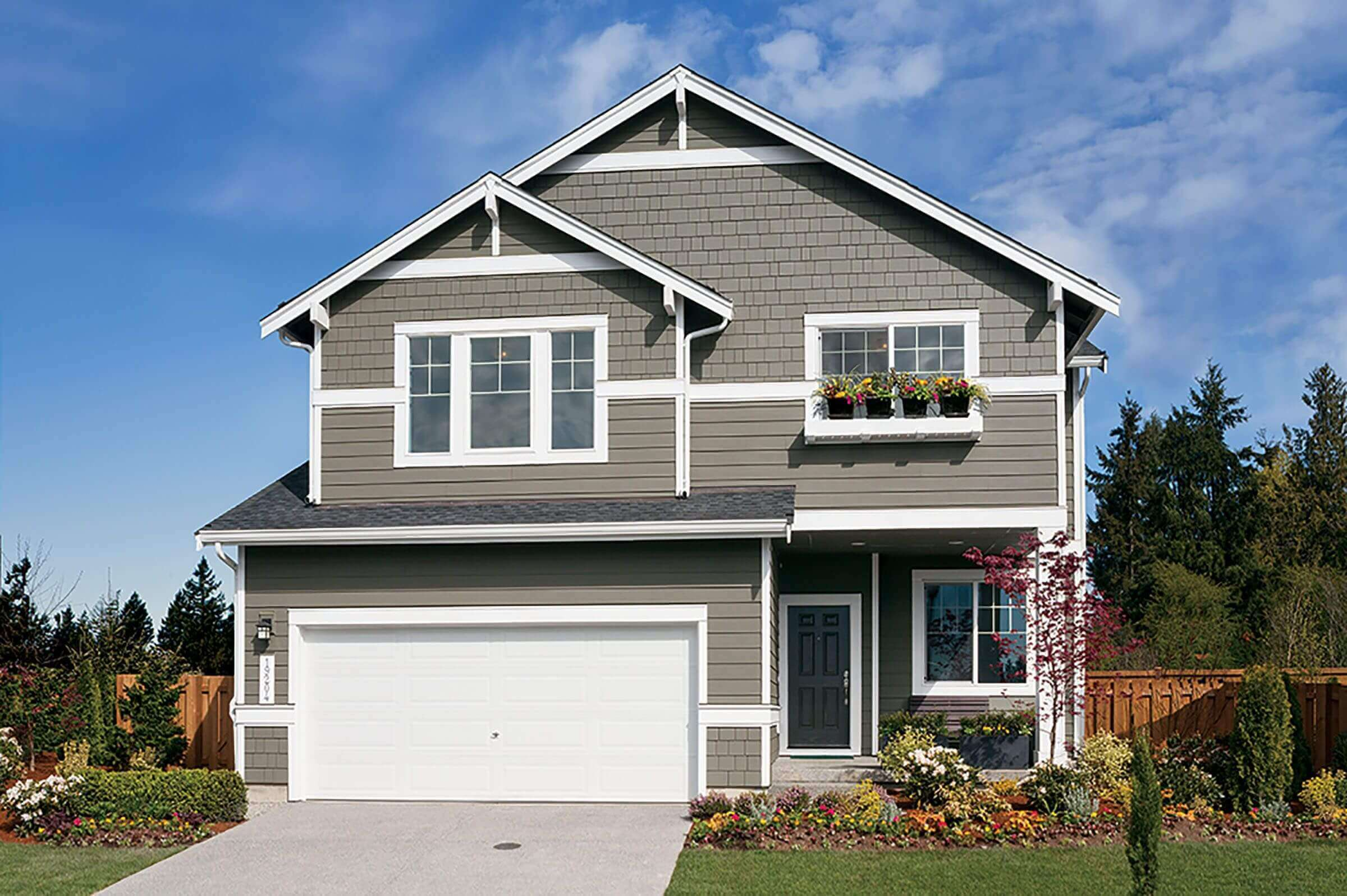 Single Family for Sale at Overlook At Riverfront - The Skagit 4510 Riverfront Blvd. Everett, Washington 98203 United States